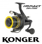 Konger Impact Carp & Feeder Long Cast 950