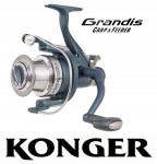 Konger Grandis Carp & Feeder Long Cast 550