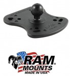 Ram Mounts podstawa do echosondy Lowrance Elite 5 / 5X
