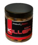 PitBull Baits Kulki Haczykowe 16mm Halibut 250ml