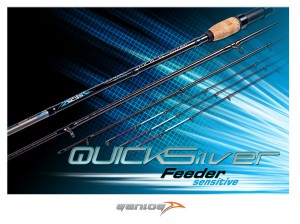 Genlog Quicksilver Feeder 365 do 100g