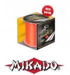 Mikado Plecionka Nihonto Octa Braid 0,08 orange 300m