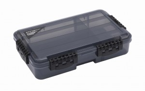 DAM PUDEŁKO NA PRZYNĘTY EFFZETT WATERPROOF LURE CASE V2 XL SINGLE COMPARTMENT