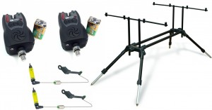 ZESTAW ROD POD RADICAL FREESTYLE + 2x SYGNALIZATOR + 2X SWINGER