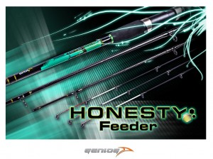Genlog Honesty Medium Feeder 360 do 110g